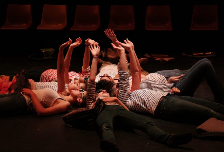 repetition theatre 13-14ans